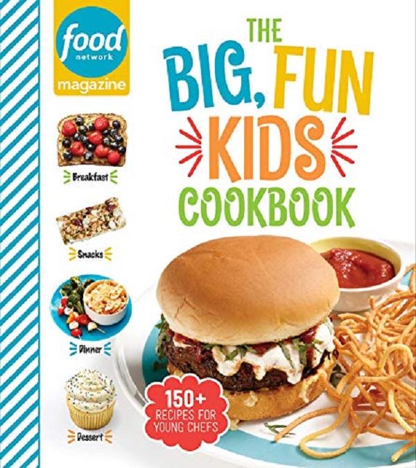 Food Network Magazine's 150+ Recipe Kids Cookbook