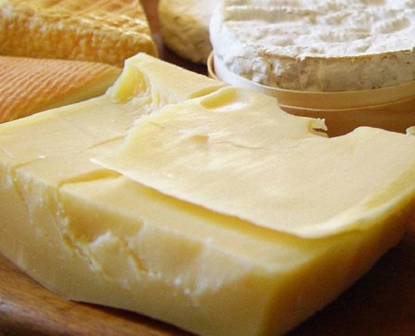 Cheese (24 mg – per 100 Grams)