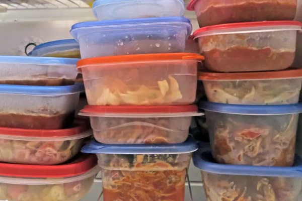 Unrefrigerated Left Overs