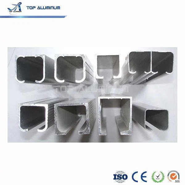 china sliding rail ceiling aluminium
