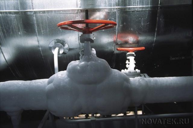 Novatek und Rosneft stoßen gegen Exportmonopol von Gazprom vor.