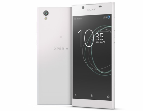 Sony Xperia L1 : beau design et grand écran | Top For Phone