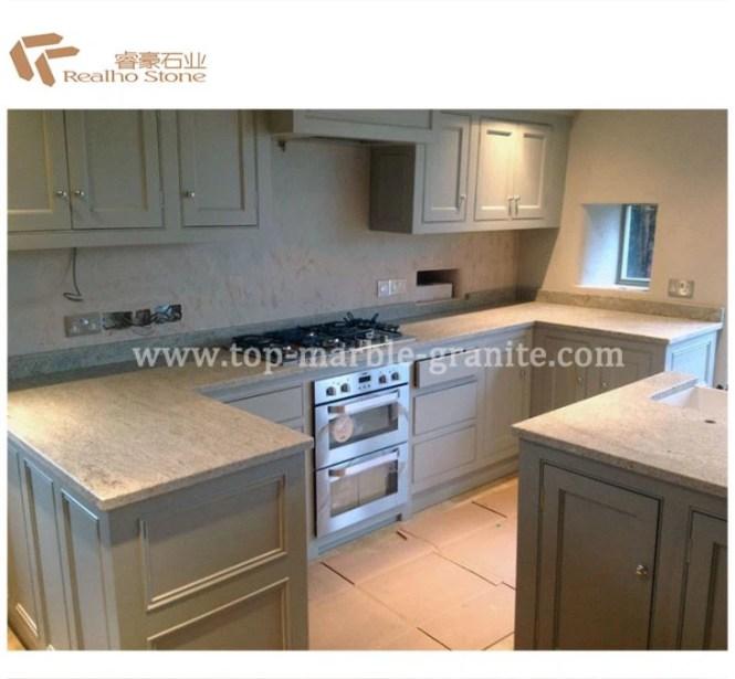 Kashmir White Granite Countertops For