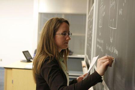 Teacher - Droit d'auteur: Wikipédia – License CC0