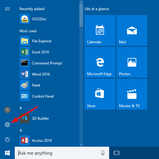 How to Enable / Disable Camera (or Webcam) in Windows 10 ...
