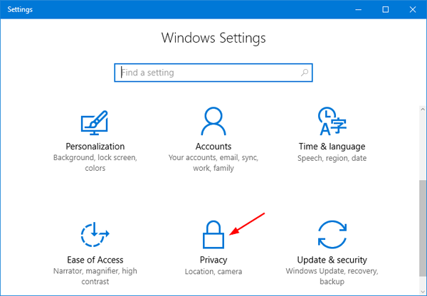 How To Activate Windows 10 Camera