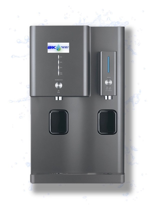 BK Pure Wasserfilter High Tech Osmosefilter Umkehrosmose Membranfiltration Auftischgerät