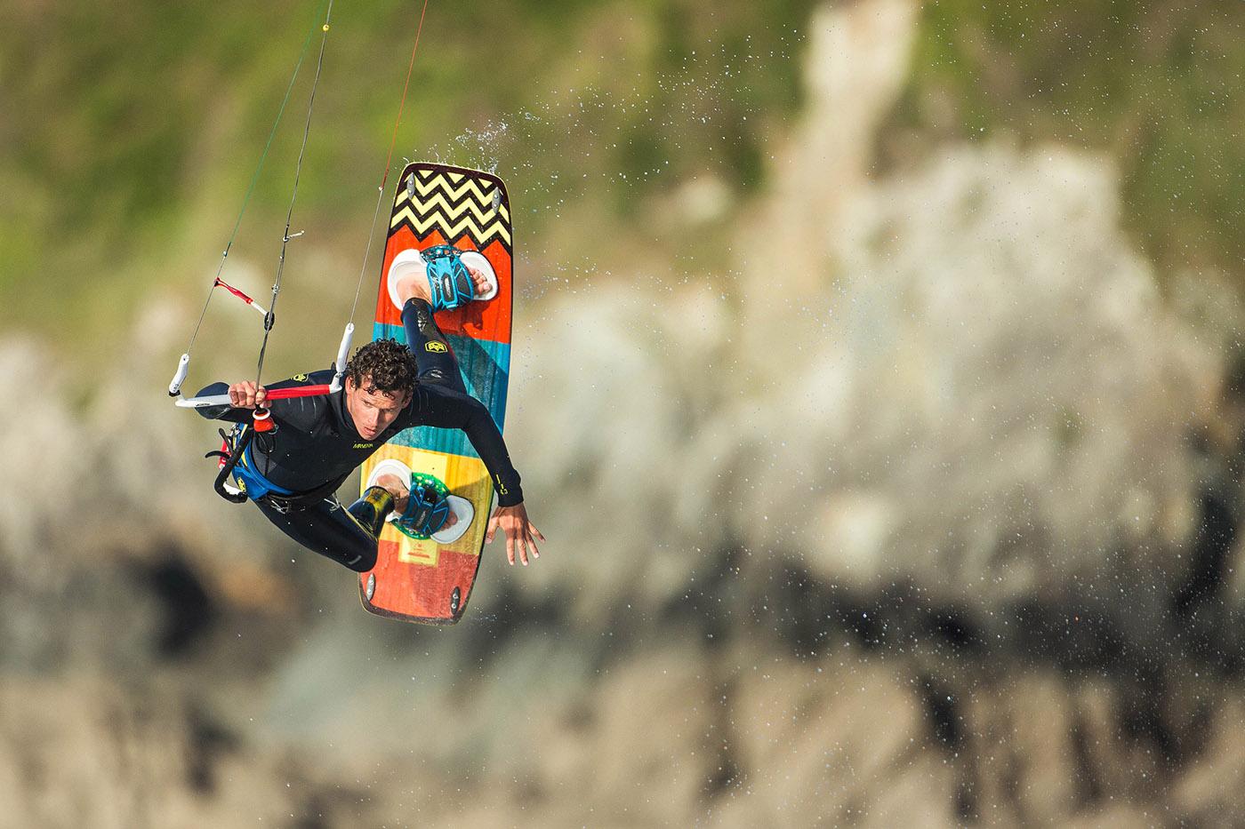 Meilleures activités de Vendée - Le Kite Surf