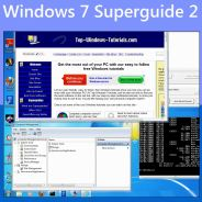 Take your Windows 7 Skills to the next level with Windows 7 Superguide 2