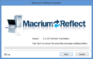 install-reflect-free-step3