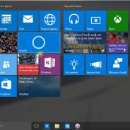 Windows 10 Tutorial 3 – The New Start Menu