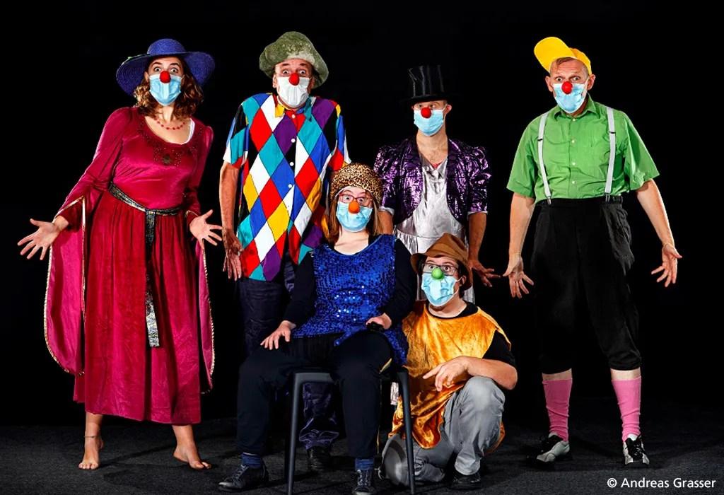 Theater Augenblick – Korrekte Lebenslust