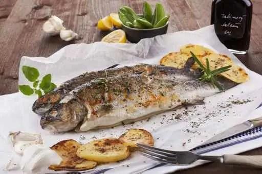 MÖBEL SCHOTT Kocherlebnis Feines aus Meer und Fluss