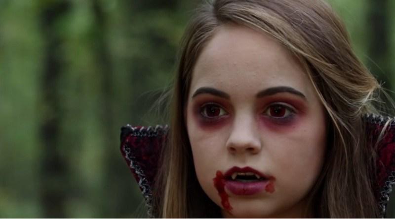 Lucija Špada: Ja vampir