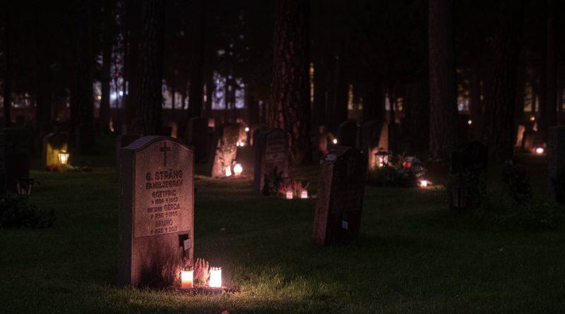 Andreas Lanča: Noć vještica