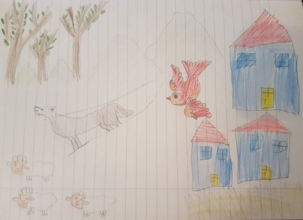 Filip Leo Korent: Ptica rugalica