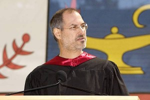 Steve Jobs Stanford Speech