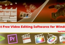 Top 10 Best Free Video Editing Softwares for Windows