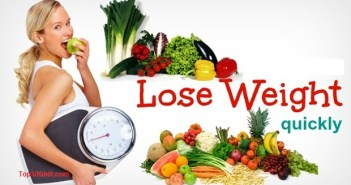 Top 10 Incredible Ways to Lose Weight Quickly
