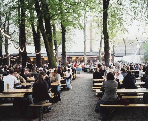 Top10 List Beer Gardens Top10berlin