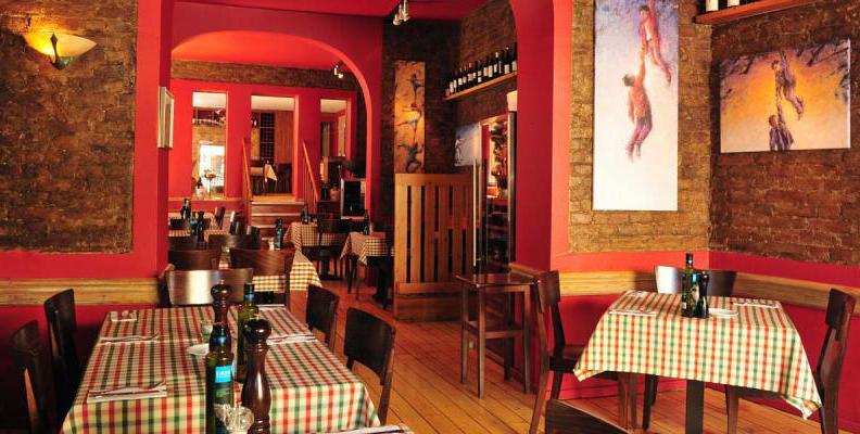 Greek Restaurant Grunewaldstr Berlin
