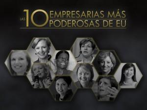 Las 10 mujeres mas poderosas de EU