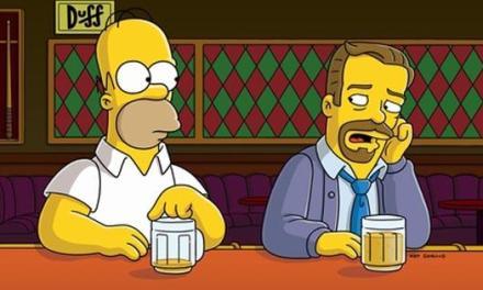 Diez razones para tener envidia de Homero Simpson