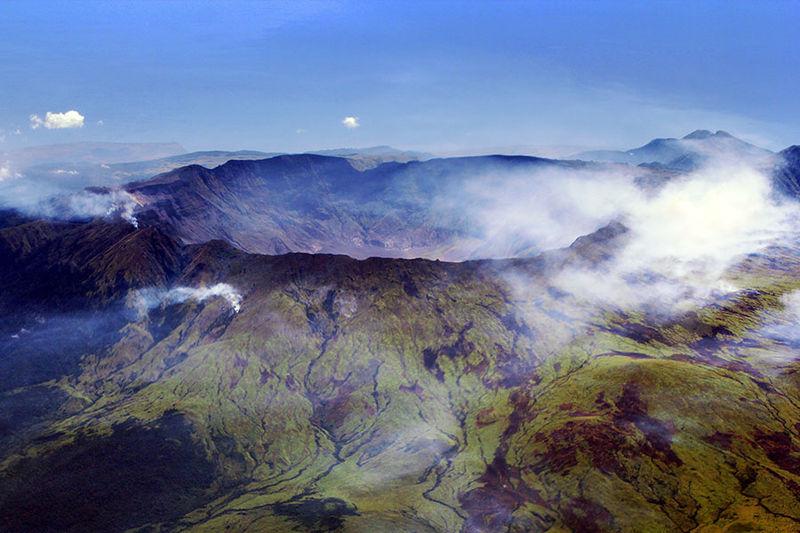 Las 10 erupciones volcánicas más importantes de la historia