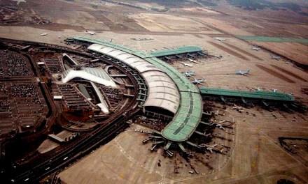 Los 10 aeropuertos más grandes del mundo