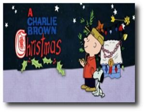 1. A Charlie Brown Christmas