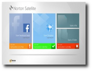 4. Norton Satellite