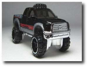 7. Hot Wheels Toyota Tundra