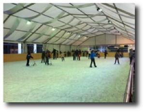 8. Patinaje sobre hielo