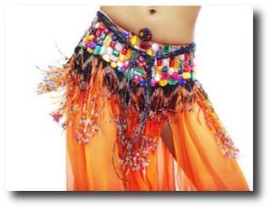 2. Belly Dancing