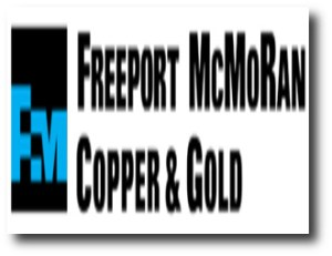 5. Freeport-McMoRan