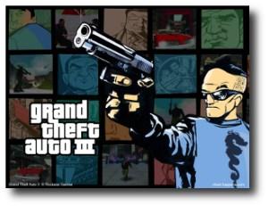 4. Grand Theft Auto III