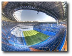 5. Estadio Santigao Bernabeu