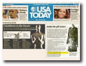 8. USA Today