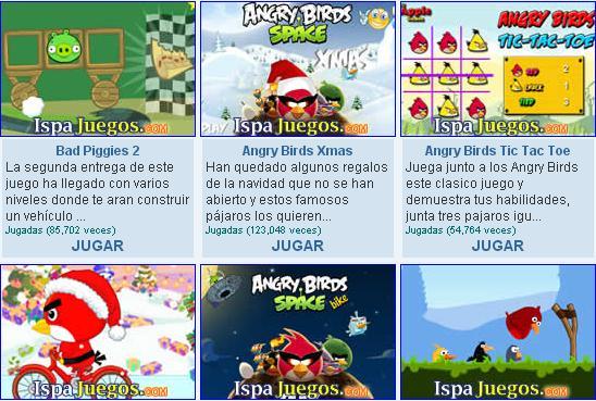 Las 10 Mejores Secciones de Juegos en Ispajuegos