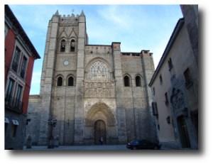 2. Catedral de +üvila