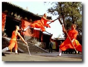 4. Kung fu