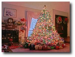 9. Arbol de navidad