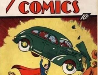 Los 10 comics más caros del mundo