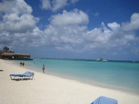 Palm Eagle Beach