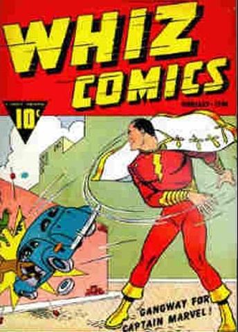 Whiz Comics. No. 1