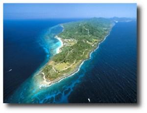 10. Arrecife de Roat+ín, Mar Caribe
