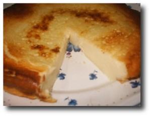 2. Tarta de queso