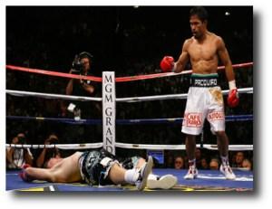 5. Manny Pacquiao vs Ricky Hatton