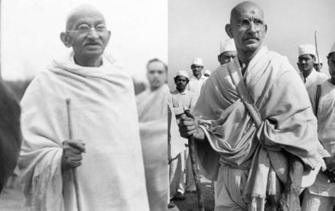 Ben Kingsley como Gandhi
