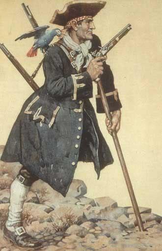 John Silver el Largo